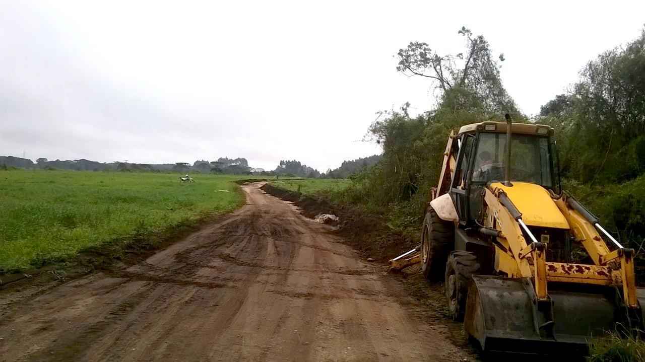 Avançam obras de ampliação do sistema de água tratada no Campo Novo