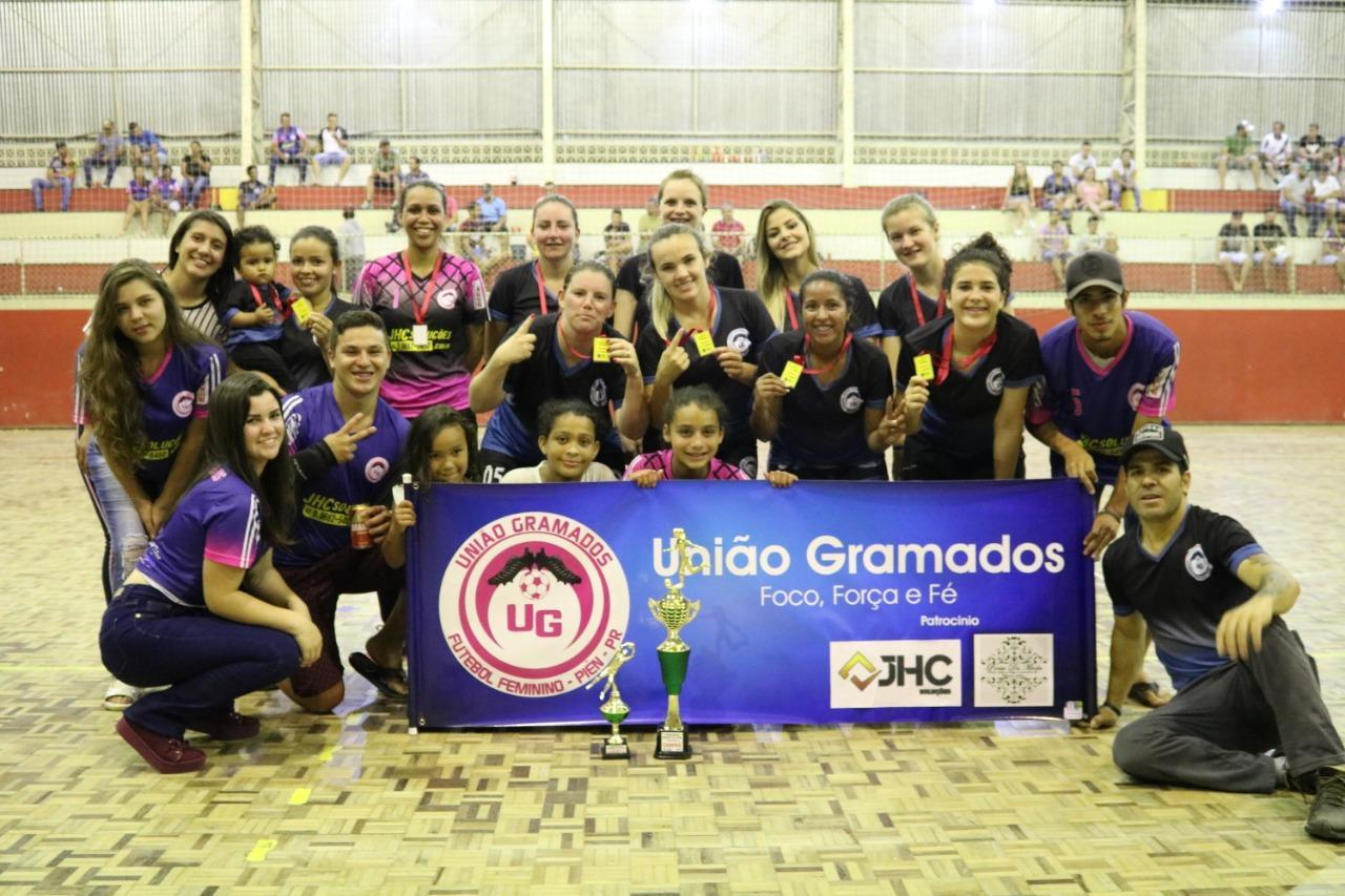 Chegam ao fim Campeonatos Municipais de Futsal Feminino e Veterano