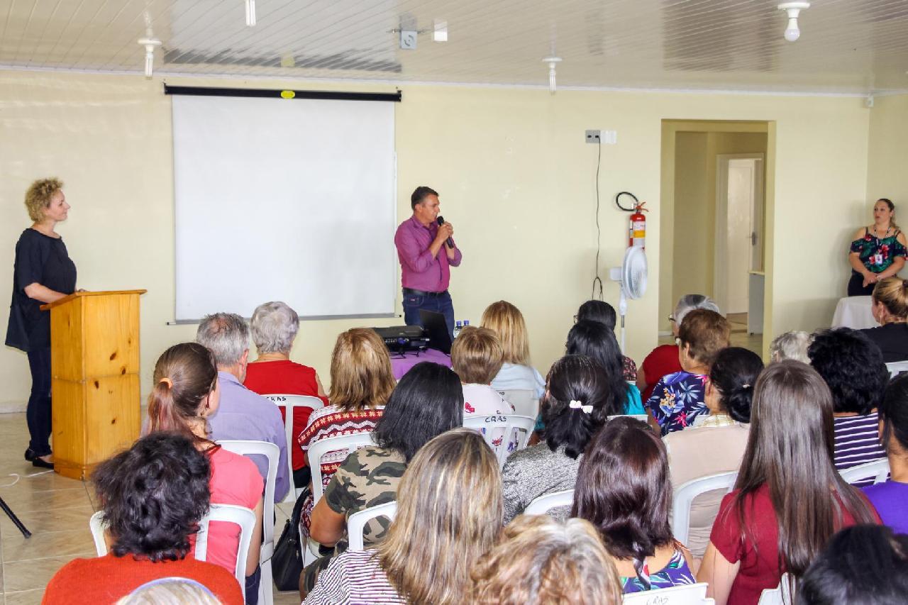 III Conferência Municipal dos Direitos da Pessoa Idosa é realizada em Piên