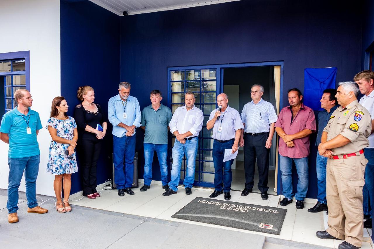 Nova sede da Secretaria de Agricultura e Meio Ambiente é inaugurada